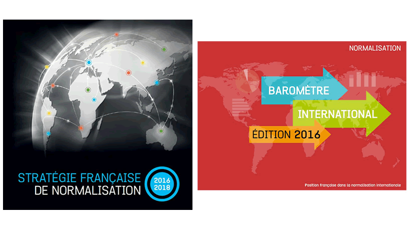 Stratégie normalisation et baromètre international 2016