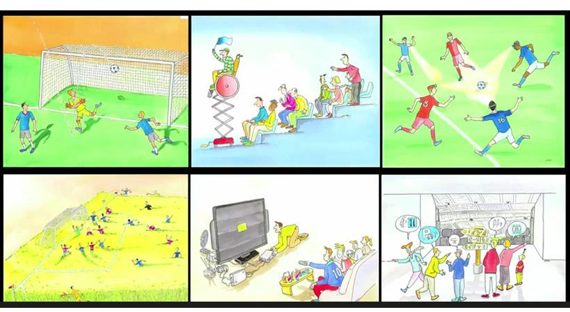 vidéo sports et loisirs