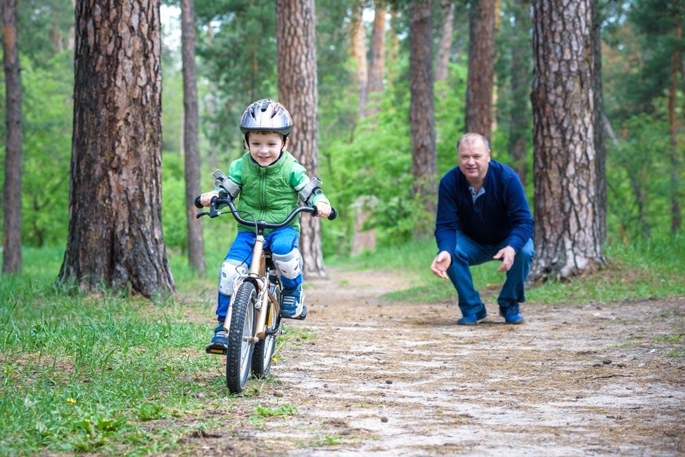 Casque de vélo pour enfants