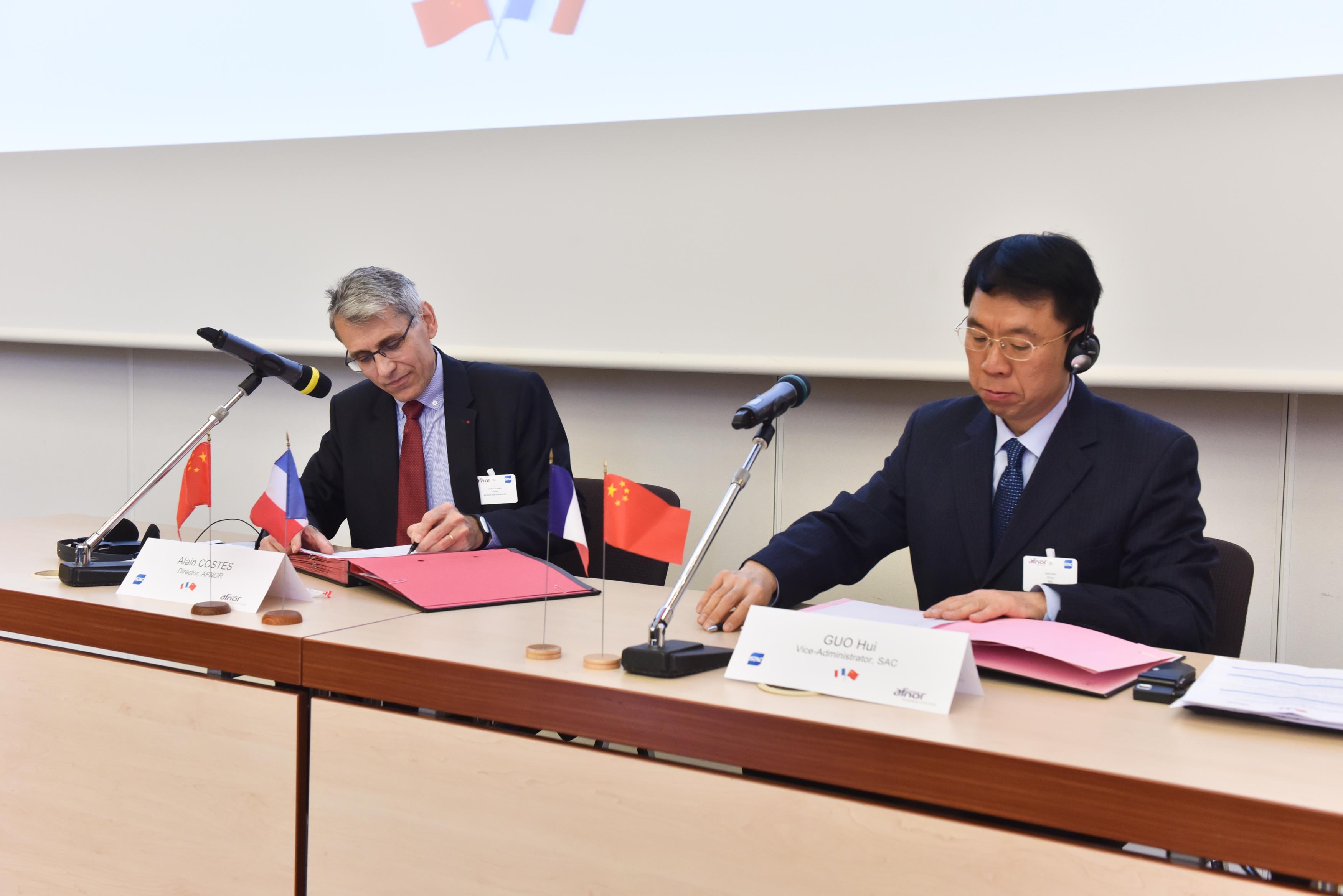 Coopération franco-chinoise : l'industrie du futur en pole position