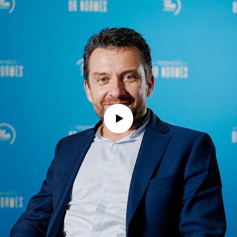 Fabrice Del Taglia, directeur général