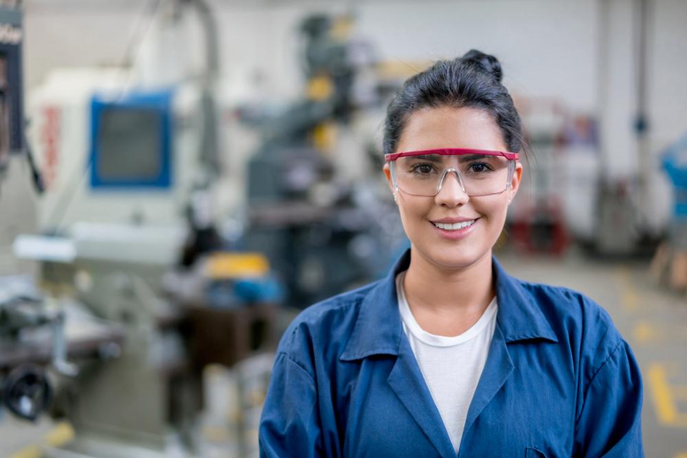 Protection des yeux et de la face avec la nouvelle normes ISO 16321-1 pour plus de sécurité