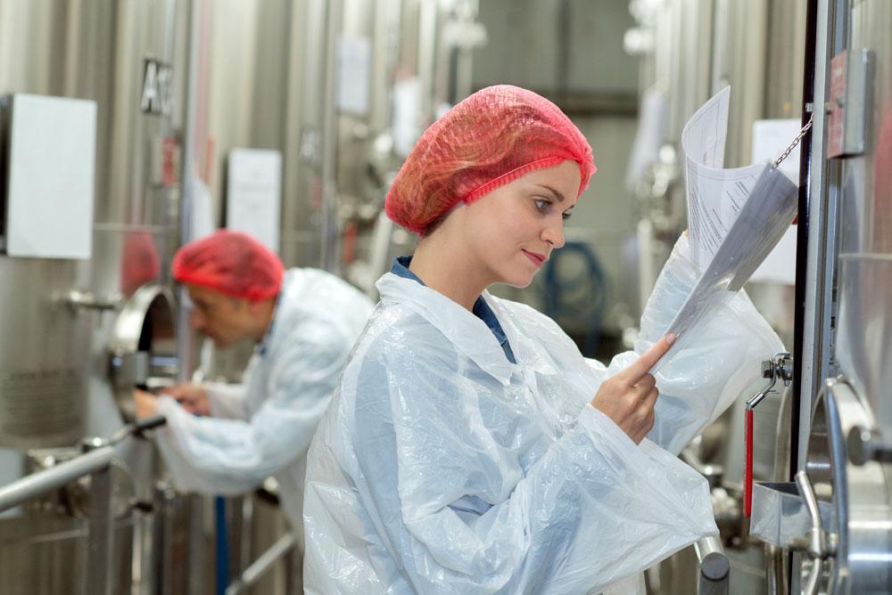 sécurité des denrées alimentaires - ISO 22000