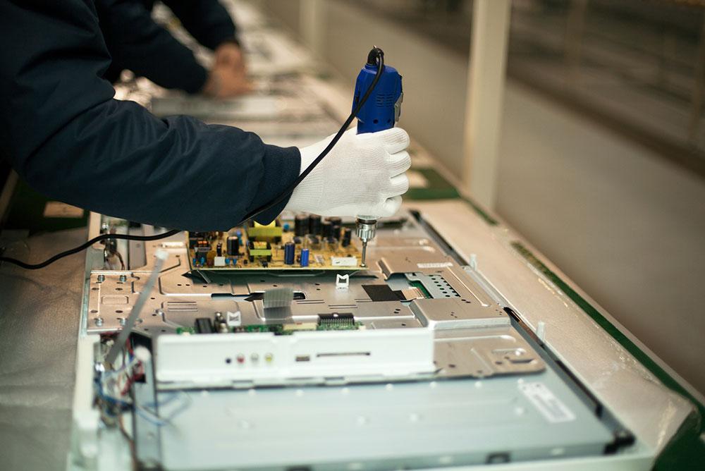 filière électro-technologique